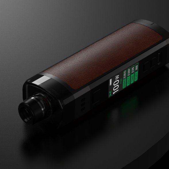 New The Smallest 21700 Box Mod - Velocity is coming!