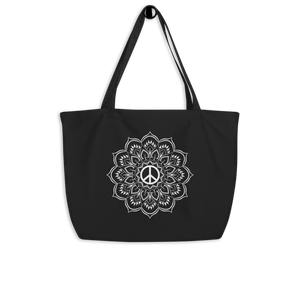 HIPPIE LOVE BAG PEACE MANDALA