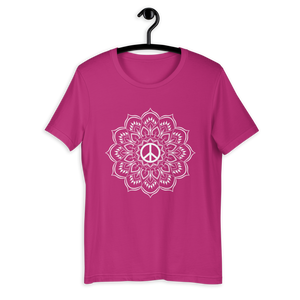 PEACE MANDALA SHIRT