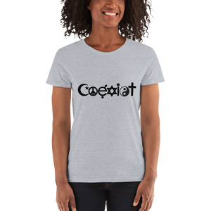 HIPPIE COEXIST SHIRT