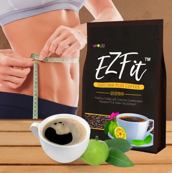 EZfitCoffe Ultra Slim 3 Boxes free shipping Cash on delivery