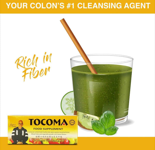 How To Drink TOCOMA?