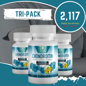 Dr Vita Chondroitin - Bones & Joints Supplement