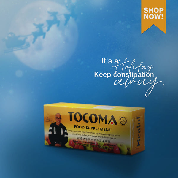 Tocoma 3 Boxes 30 Day Ultra Slim