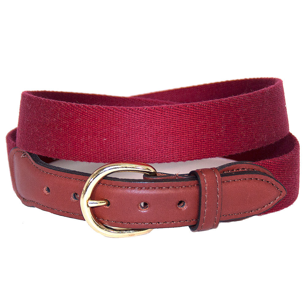Rust Surcingle Children's Belt