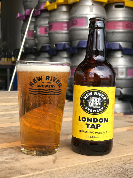 Find out about our inspiration for London Tap, our most popular pale ale