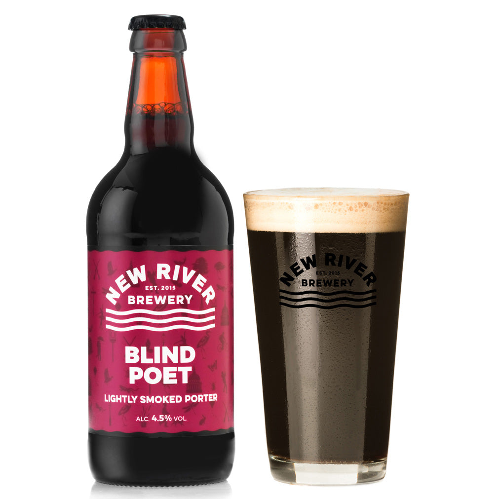 Blind Poet (case of 12 X 500ml)