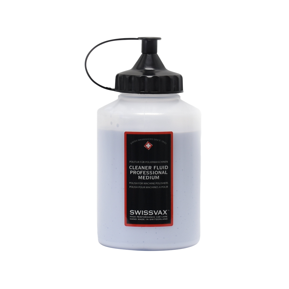 CLEANER FLUID PROFESSIONAL MEDIUM Maschinenpolitur