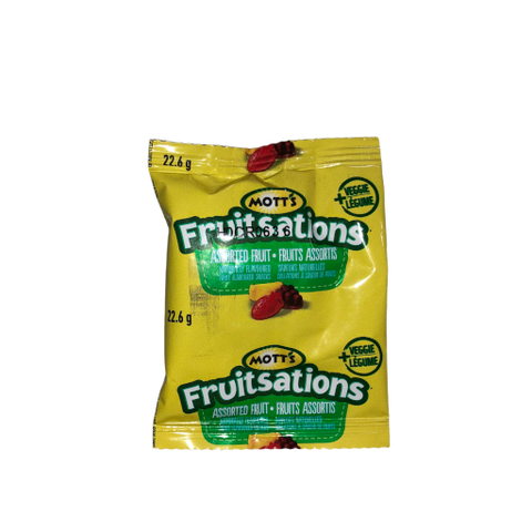 Fruit flavored snacks which are found in the Boxesat Nut Free Snacks box or the sweet snacks box