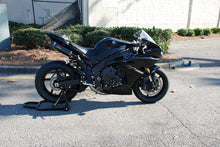 Load image into Gallery viewer, Graves Motorsports LINK R1 Cat Back Slip-on Titanium Exhaust Yamaha R1 2009-2014