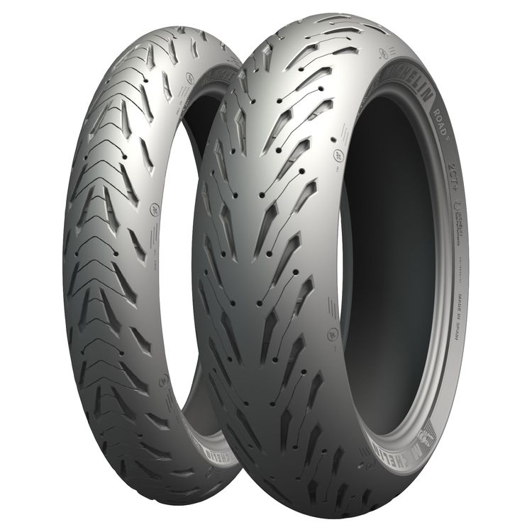 Michelin Road 5 Trail Tires