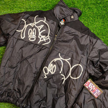 Load image into Gallery viewer, VINTAGE MICKEY MOUSE POPPINS PUFFER JACKET