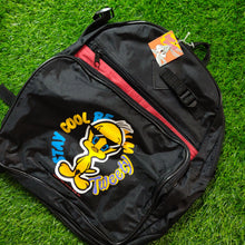 Load image into Gallery viewer, VINTAGE TWEETY BIRD 1991 BACKPACK