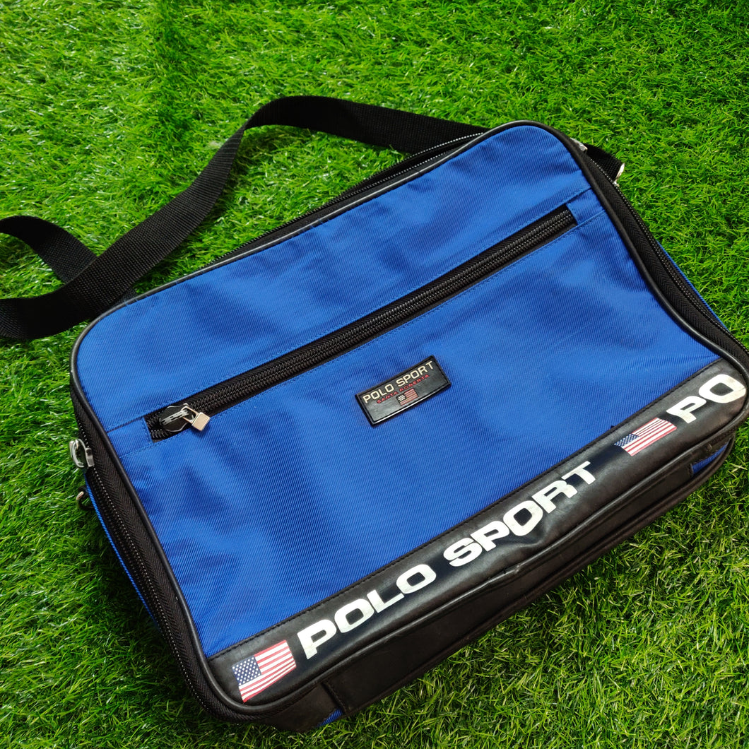 VINTAGE POLO SPORT LAPTOP BAG
