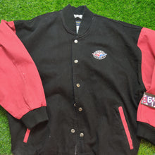 Load image into Gallery viewer, VINTAGE CHAMPS VARSITY CANVAS JACKET