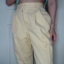 Load image into Gallery viewer, VINTAGE RALPH LAUREN BABY YELLOW CHINO TROUSERS