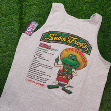 Charger l'image dans la galerie, VINTAGE SENOR FROGS MEXICAN BAR TANK TOP