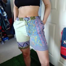Load image into Gallery viewer, VINTAGE 90s SWIM BOARD SHORTS