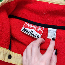 Load image into Gallery viewer, VINTAGE MARLBORO FLEECE SWEATSHIRT