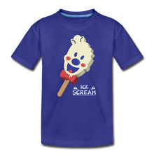 Load image into Gallery viewer, Ice Scream Pop T-Shirt - royal blue