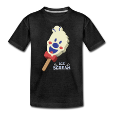 Load image into Gallery viewer, Ice Scream Pop T-Shirt - charcoal gray