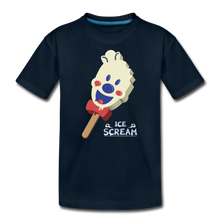 Load image into Gallery viewer, Ice Scream Pop T-Shirt - deep navy