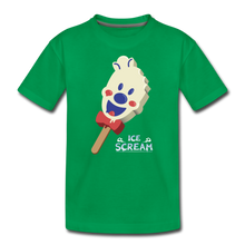 Load image into Gallery viewer, Ice Scream Pop T-Shirt - kelly green