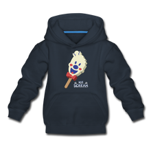 Load image into Gallery viewer, Ice Scream Pop Hoodie - navy