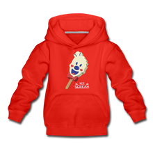 Load image into Gallery viewer, Ice Scream Pop Hoodie - red