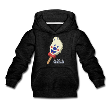 Load image into Gallery viewer, Ice Scream Pop Hoodie - charcoal gray