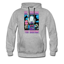 Load image into Gallery viewer, Ice Scream You Scream Hoodie (Mens) - heather gray