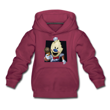 Load image into Gallery viewer, Have An Ice Scream Hoodie - burgundy