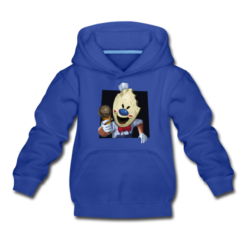 Have An Ice Scream Hoodie - royal blue