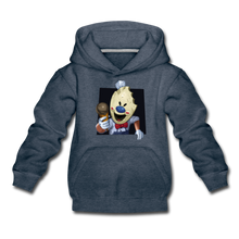 Load image into Gallery viewer, Have An Ice Scream Hoodie - heather denim