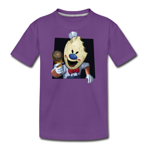 Have An Ice Scream T-Shirt - purple
