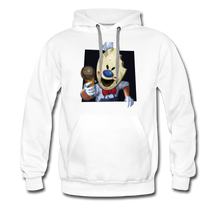 Load image into Gallery viewer, Have An Ice Scream Hoodie (Mens) - white
