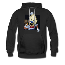 Load image into Gallery viewer, Have An Ice Scream Hoodie (Mens) - black