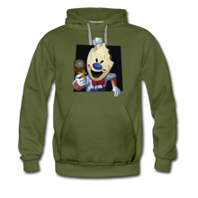 Load image into Gallery viewer, Have An Ice Scream Hoodie (Mens) - olive green