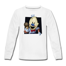 Load image into Gallery viewer, Have An Ice Scream Long-Sleeve T-Shirt - white
