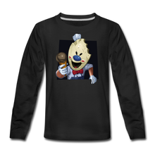 Load image into Gallery viewer, Have An Ice Scream Long-Sleeve T-Shirt - black