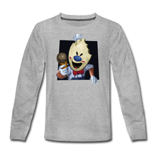 Load image into Gallery viewer, Have An Ice Scream Long-Sleeve T-Shirt - heather gray