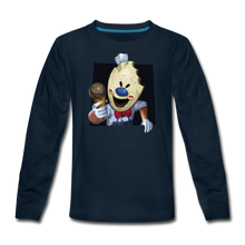 Load image into Gallery viewer, Have An Ice Scream Long-Sleeve T-Shirt - deep navy