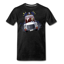 Load image into Gallery viewer, Ice Scream Driving T-Shirt (Mens) - charcoal gray