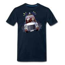 Load image into Gallery viewer, Ice Scream Driving T-Shirt (Mens) - deep navy