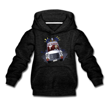 Load image into Gallery viewer, Ice Scream Driving Hoodie - charcoal gray
