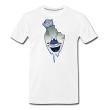 Load image into Gallery viewer, Rod Melting T-Shirt (Mens) - white