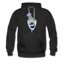 Load image into Gallery viewer, Rod Melting Hoodie (Mens) - black