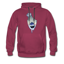 Load image into Gallery viewer, Rod Melting Hoodie (Mens) - burgundy