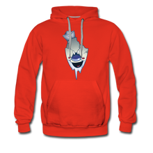Load image into Gallery viewer, Rod Melting Hoodie (Mens) - red