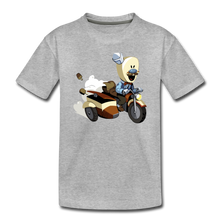 Load image into Gallery viewer, Evil Nun Joseph T-Shirt - heather gray